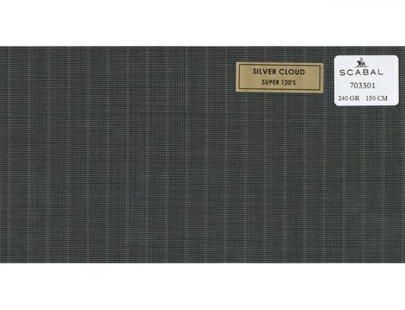 世家宝 (Scabal) SILVER CLOUD 灰色系列